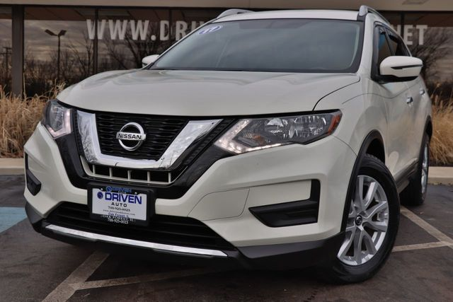 2017.5 Nissan Rogue >> 2017 Used Nissan Rogue 2017 5 Fwd Sv At Driven Auto Of Oak Forest Il Iid 19627800