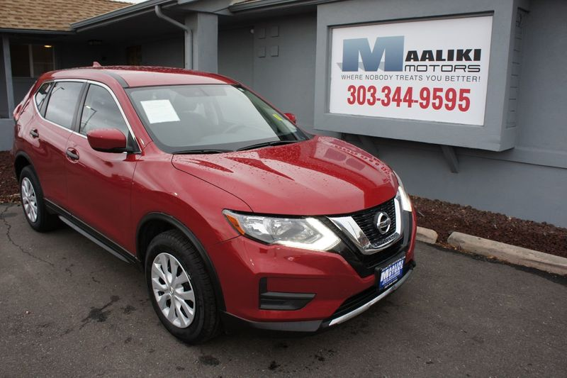 2017 Nissan Rogue AWD S - 18178765 - 0