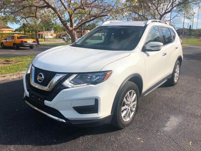 2017 Used Nissan Rogue Awd Sv At A Luxury Autos Serving Miramar