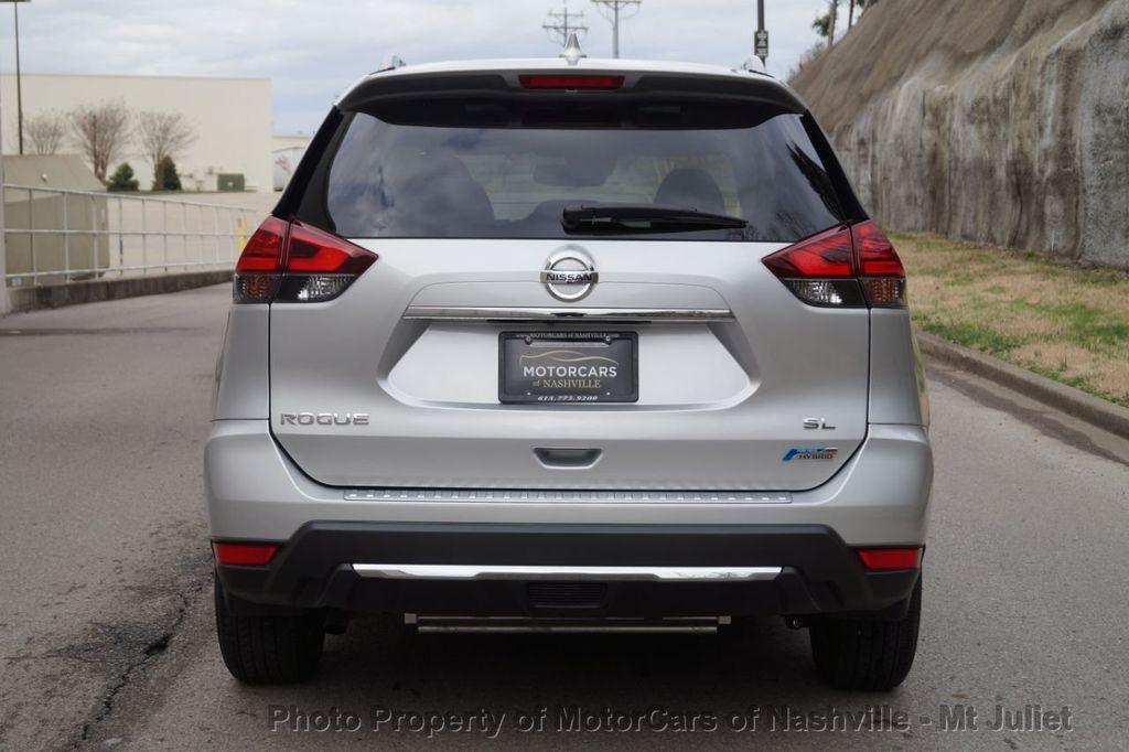 2017 Nissan Rogue FWD SL Hybrid - 18415356 - 9