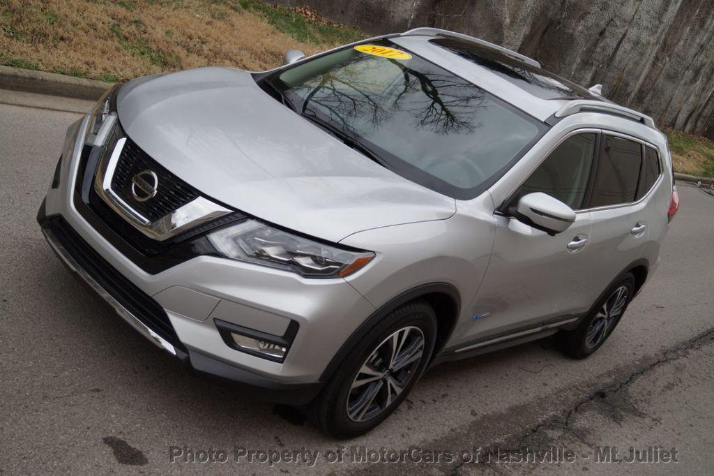 2017 Nissan Rogue FWD SL Hybrid - 18415356 - 14
