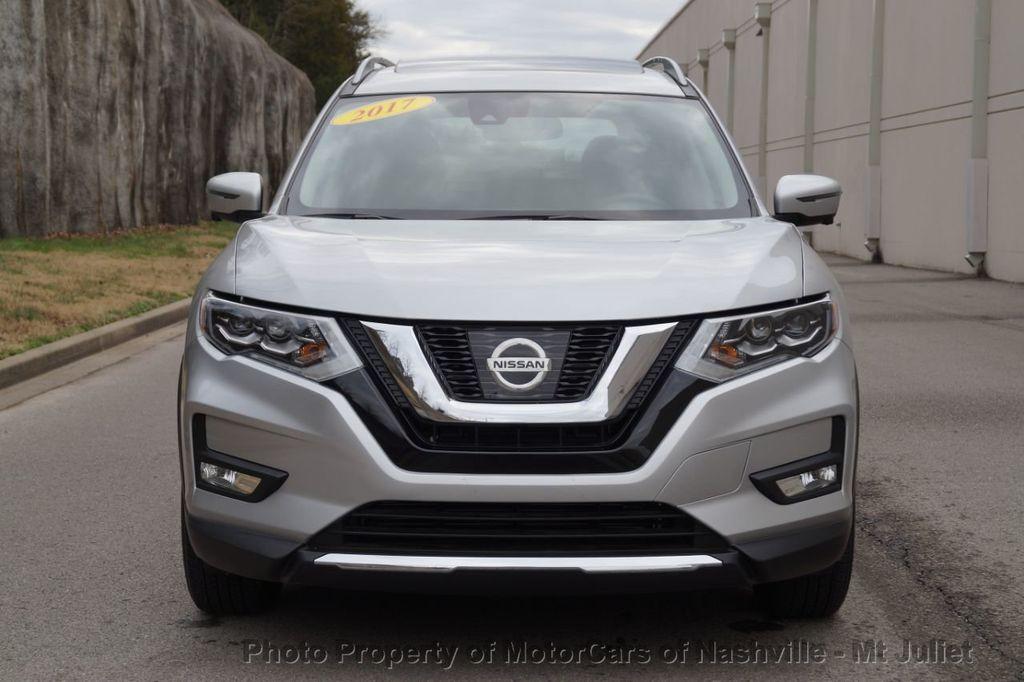 2017 Nissan Rogue FWD SL Hybrid - 18415356 - 3