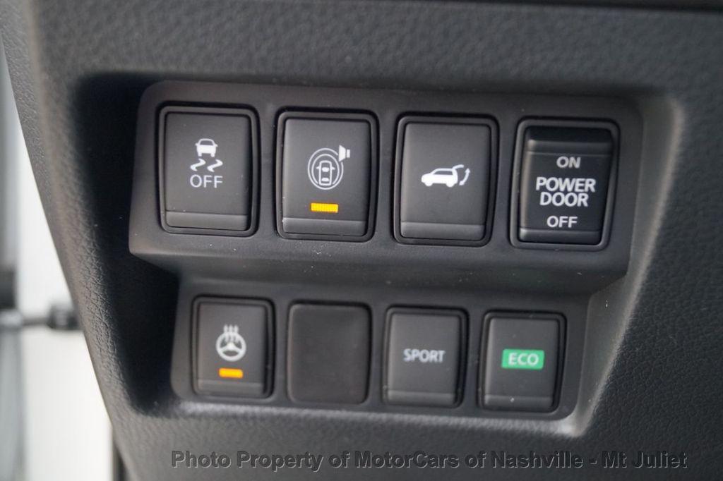 2017 Nissan Rogue FWD SL Hybrid - 18415356 - 42