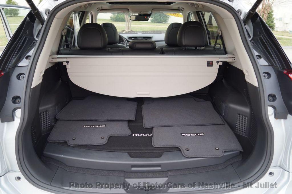 2017 Nissan Rogue FWD SL Hybrid - 18415356 - 47