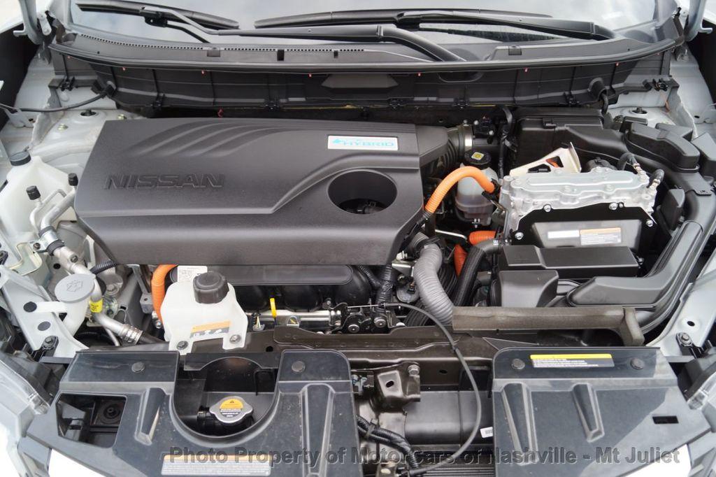 2017 Nissan Rogue FWD SL Hybrid - 18415356 - 51
