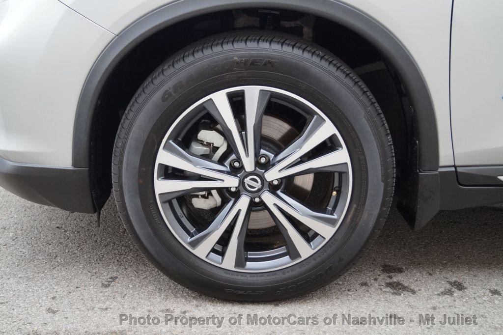 2017 Nissan Rogue FWD SL Hybrid - 18415356 - 53