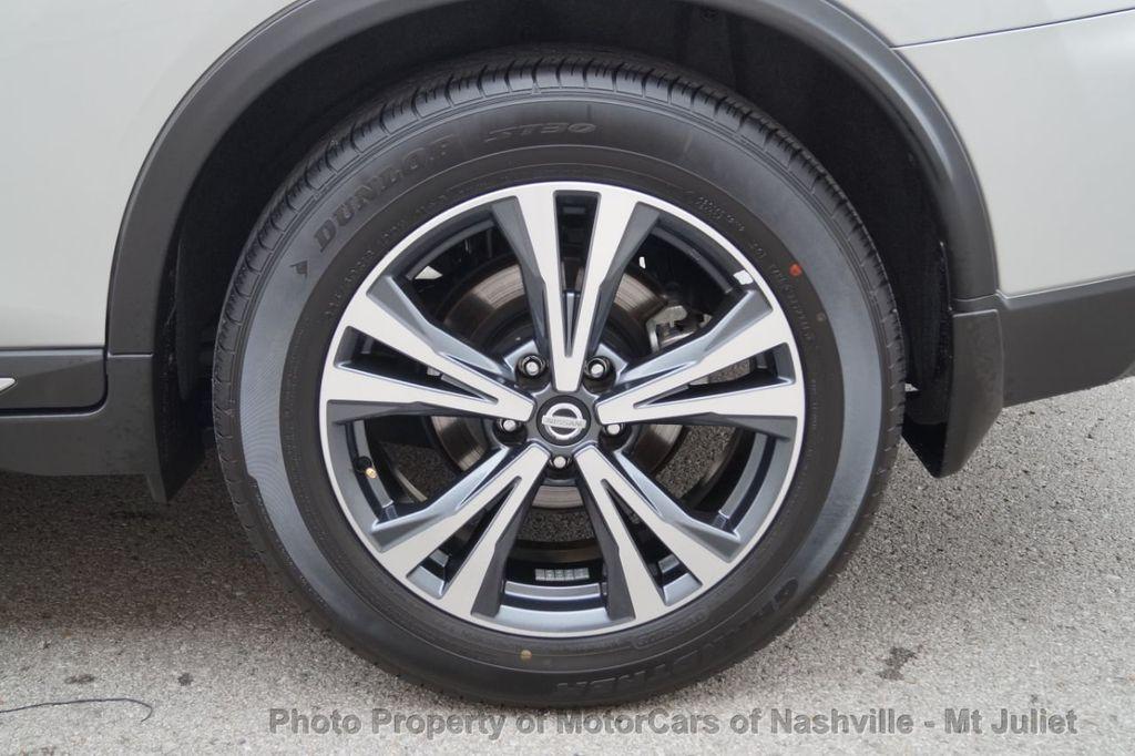 2017 Nissan Rogue FWD SL Hybrid - 18415356 - 55