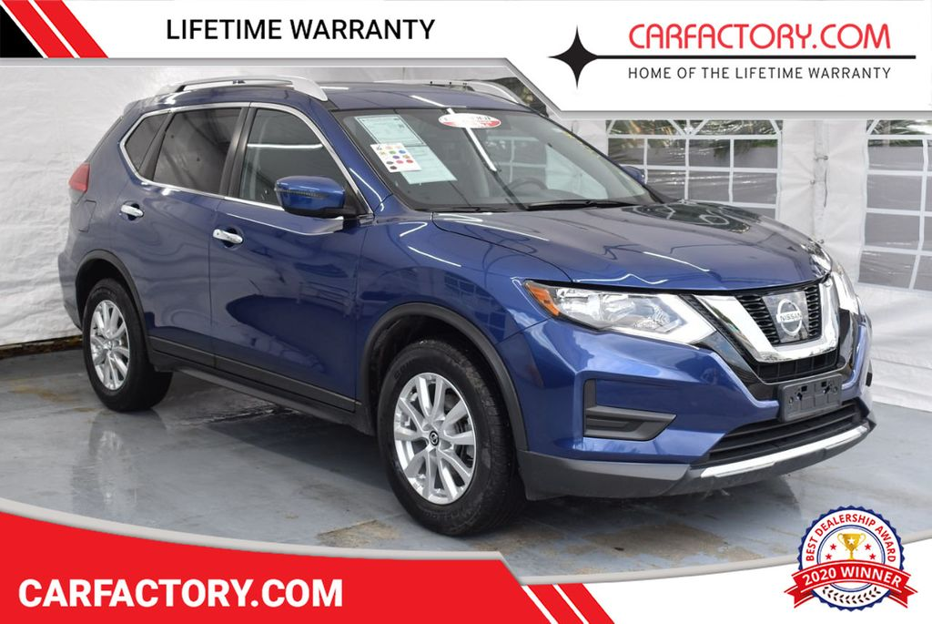 2017 Nissan Rogue MSV4 - 18319315 - 0