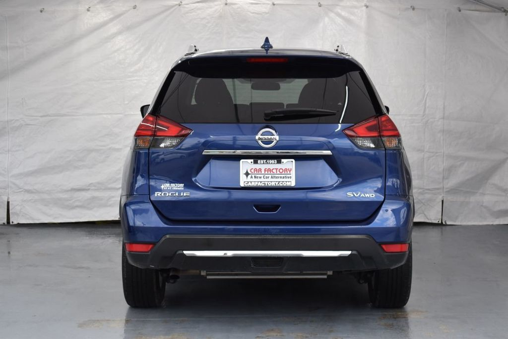 2017 Nissan Rogue MSV4 - 18319315 - 5