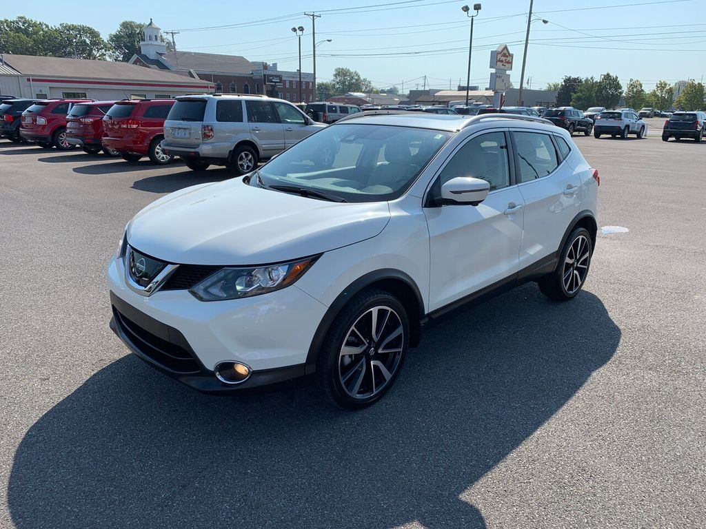 Allen Auto Sales >> 2017 Used Nissan Rogue Sport Awd Sl At Allen Auto Sales Serving Paducah Ky Iid 19342935