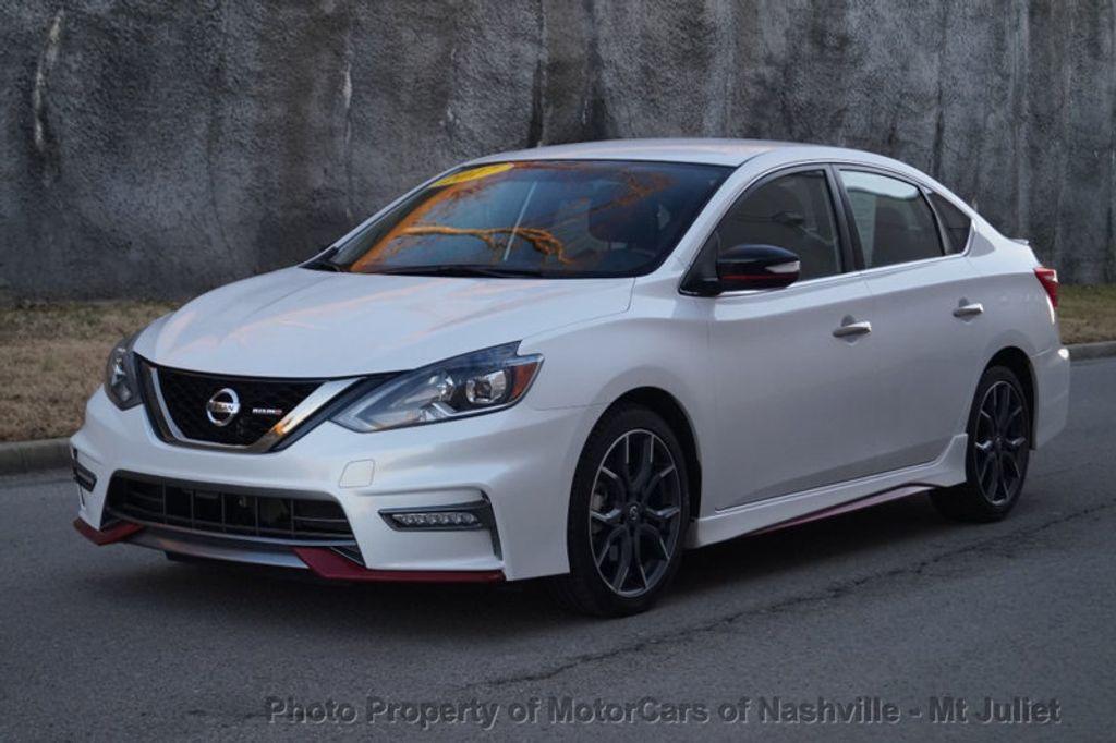 Motorcars Of Nashville >> 2017 Used Nissan Sentra NISMO CVT at MotorCars of ...
