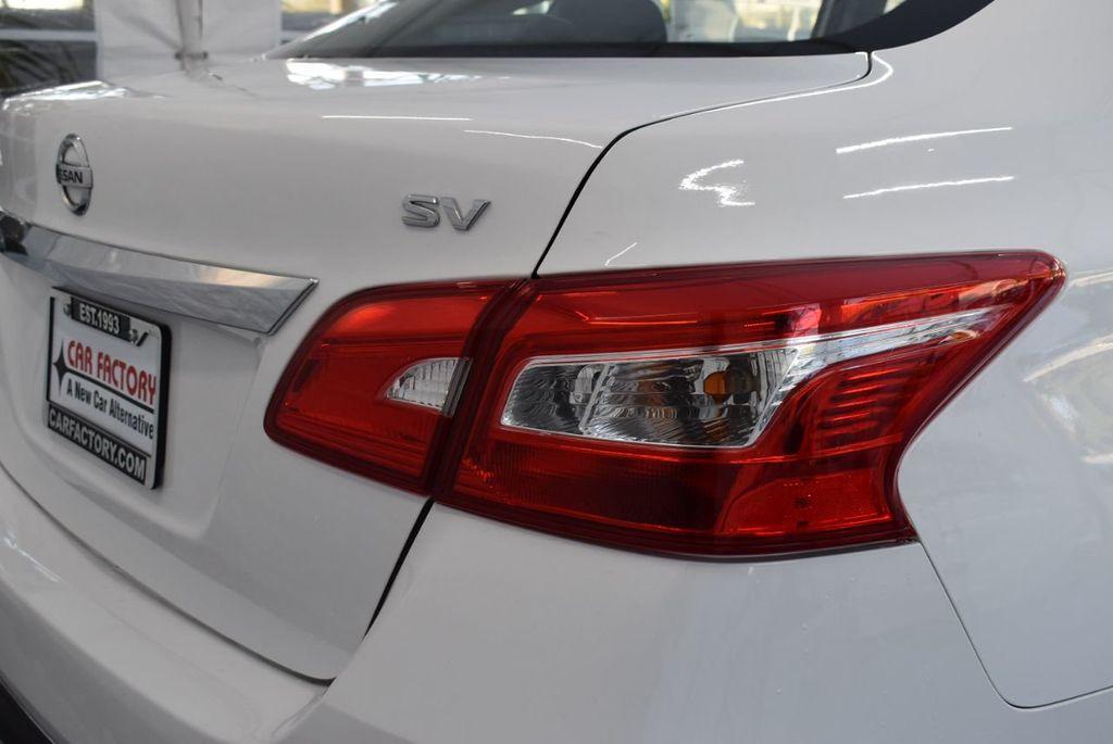 2017 Nissan Sentra S CVT - 18423365 - 1