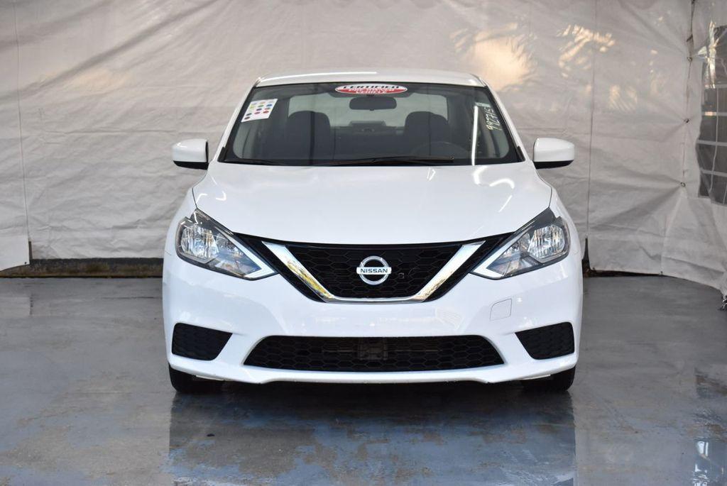 2017 Nissan Sentra S CVT - 18423365 - 3