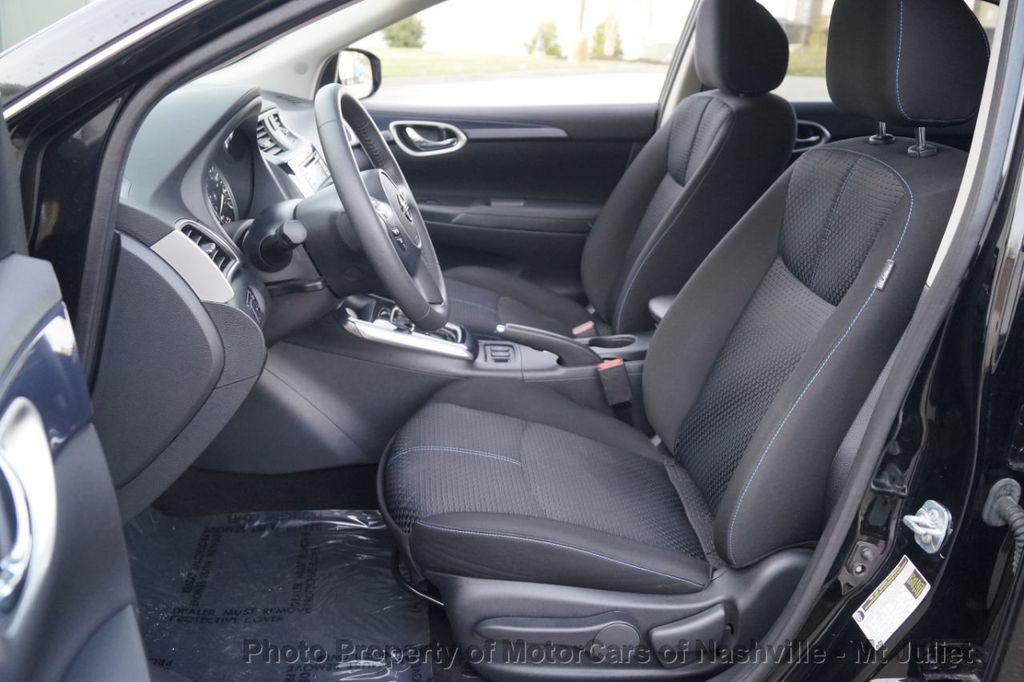 2017 Nissan Sentra SR Turbo CVT - 18614841 - 19