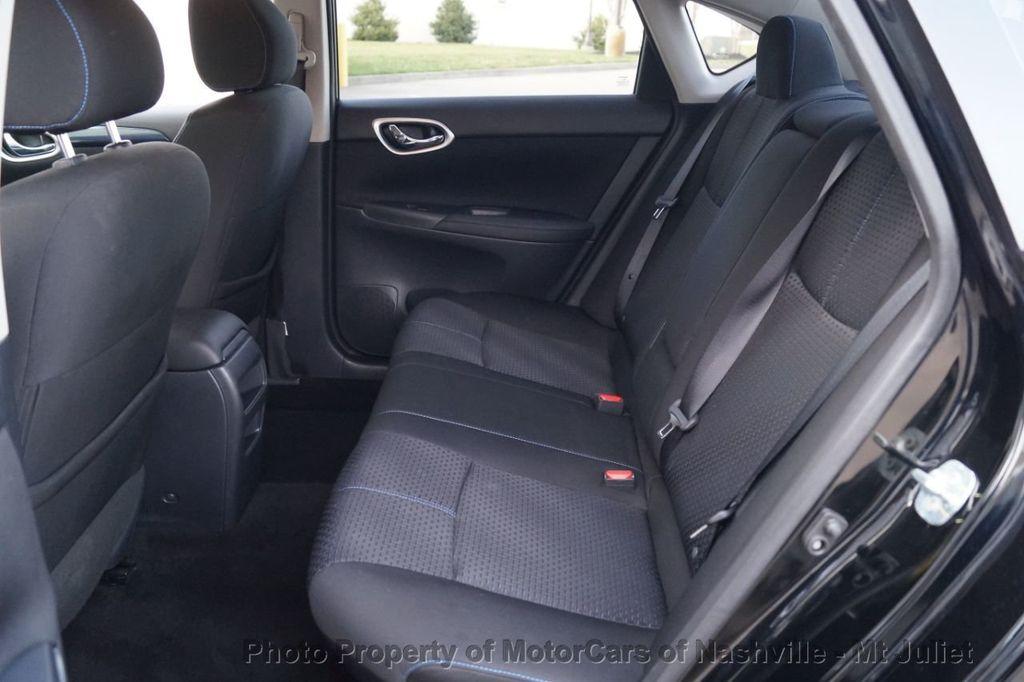 2017 Nissan Sentra SR Turbo CVT - 18614841 - 21