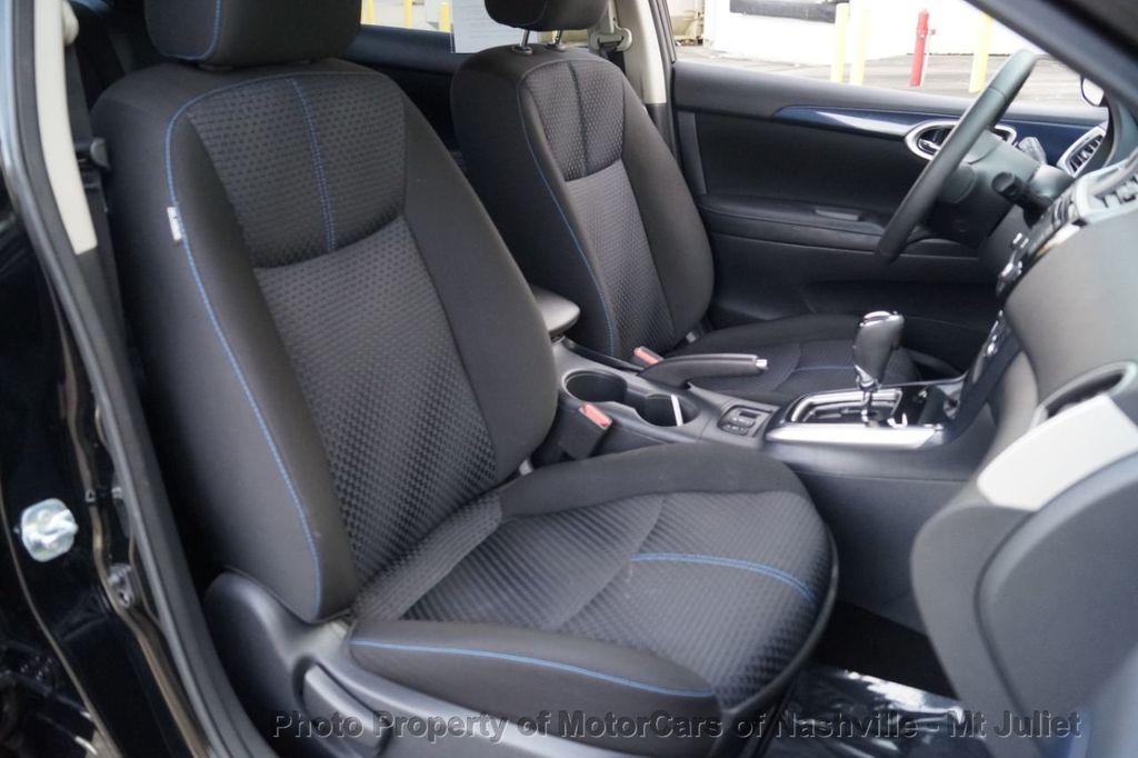 2017 Nissan Sentra SR Turbo CVT - 18614841 - 23