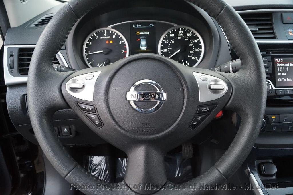 2017 Nissan Sentra SR Turbo CVT - 18614841 - 28