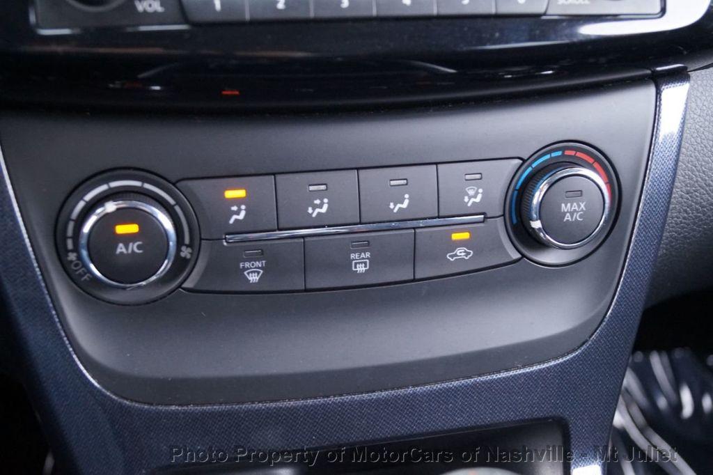 2017 Nissan Sentra SR Turbo CVT - 18614841 - 35