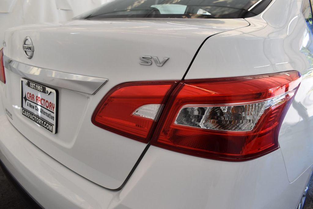 2017 Nissan Sentra SV CVT - 18229245 - 1