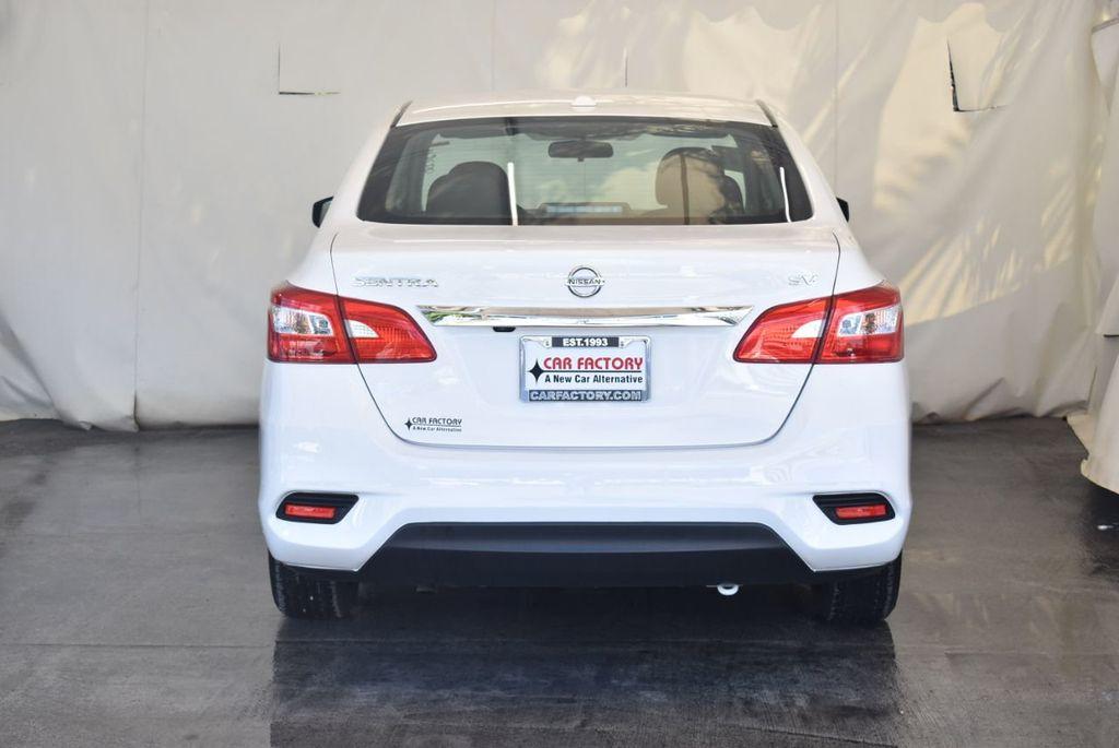 2017 Nissan Sentra SV CVT - 18229245 - 7
