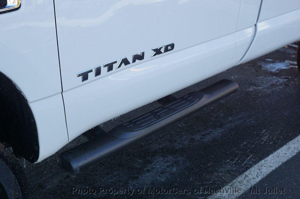 2017 Nissan Titan XD 4x2 Diesel Single Cab SV - 17207980 - 12