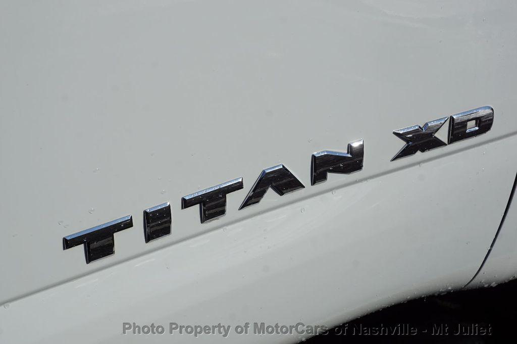 2017 Nissan Titan XD 4x2 Diesel Single Cab SV - 17207980 - 13