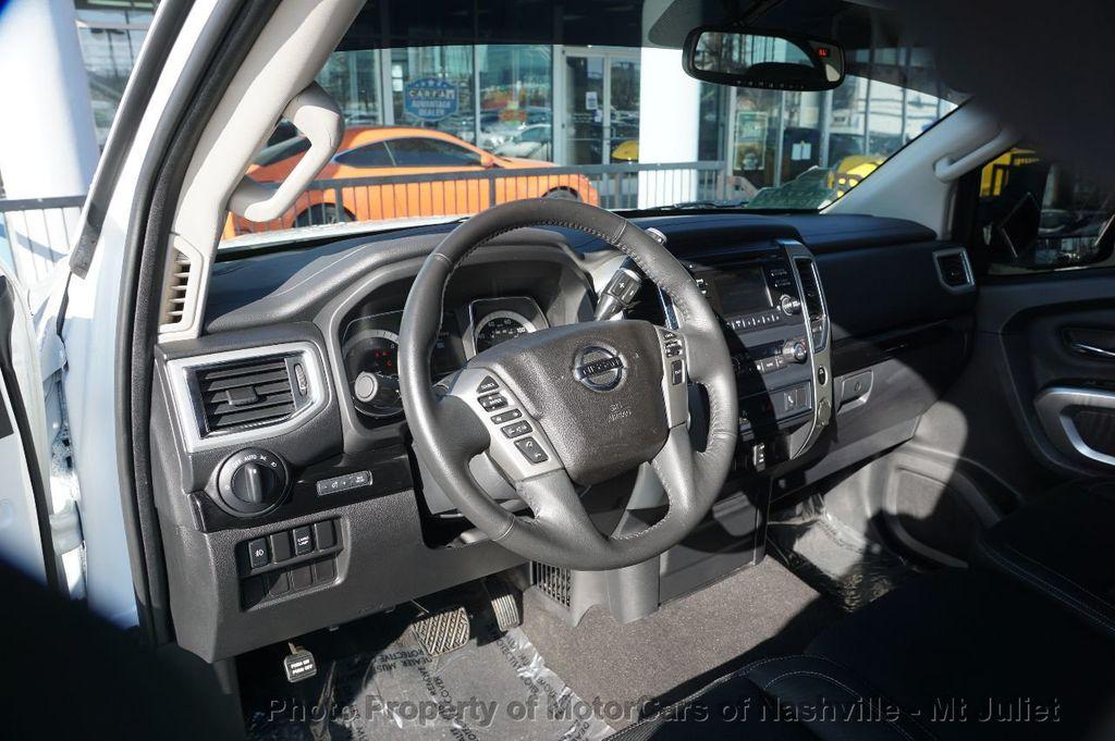 2017 Nissan Titan XD 4x2 Diesel Single Cab SV - 17207980 - 19