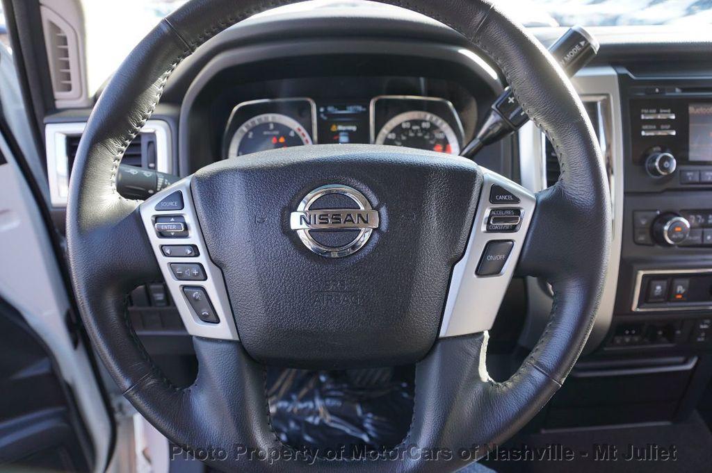 2017 Nissan Titan XD 4x2 Diesel Single Cab SV - 17207980 - 23
