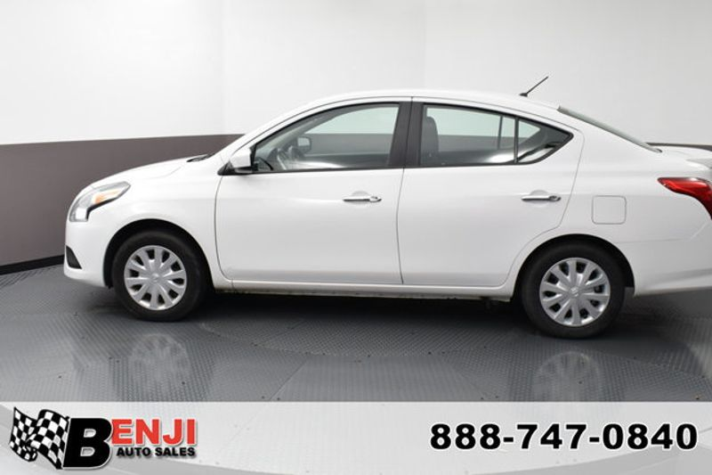 Used Nissan Versa >> 2017 Used Nissan Versa S Automatic At Benji Auto Sales Serving West Park Fl Iid 18742162