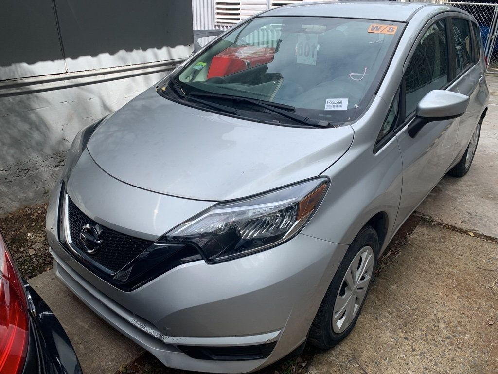Used Nissan Versa >> 2017 Used Nissan Versa Note At Triangle Chrysler Jeep Dodge Fiat Del Oeste Serving Mayaguez Pr Iid 18344642