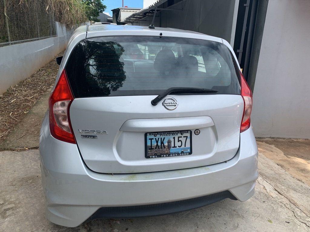 2017 Nissan Versa Note  - 18344642 - 2