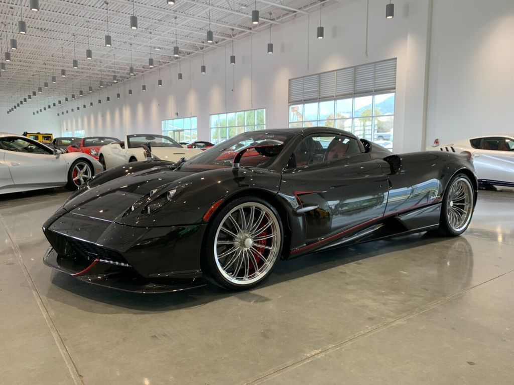 Safe Car Gov >> 2017 Used Pagani Huayra at CNC Motors Inc. Serving Upland, CA, IID 18700322