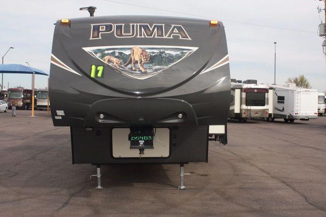 2017 Palomino Puma 297RLSS