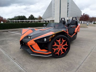 2017 Polaris Slingshot SLR  - Click to see full-size photo viewer