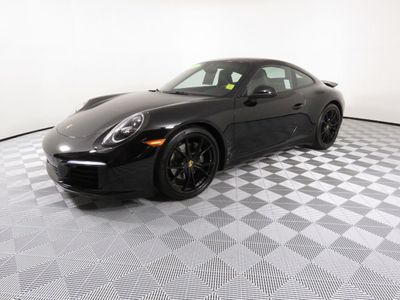 2017 Porsche 911 Carrera Coupe - Click to see full-size photo viewer