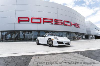 2017 Porsche 911 Carrera S Coupe - Click to see full-size photo viewer