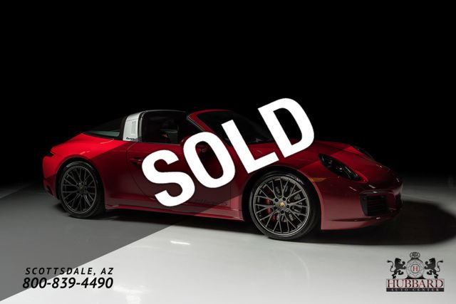 2017 Porsche 911 One of the most fully loaded cars on the market $179,800 MSRP