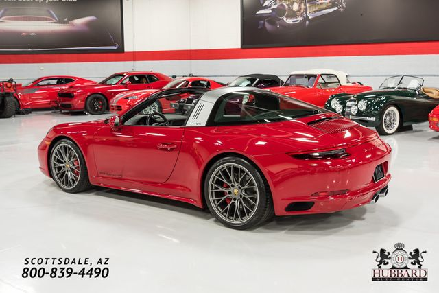 2017 Porsche 911 One of the most fully loaded cars on the market $179,800 MSRP - Click to see full-size photo viewer