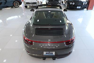 2017 Porsche 911 Targa 4S - Click to see full-size photo viewer