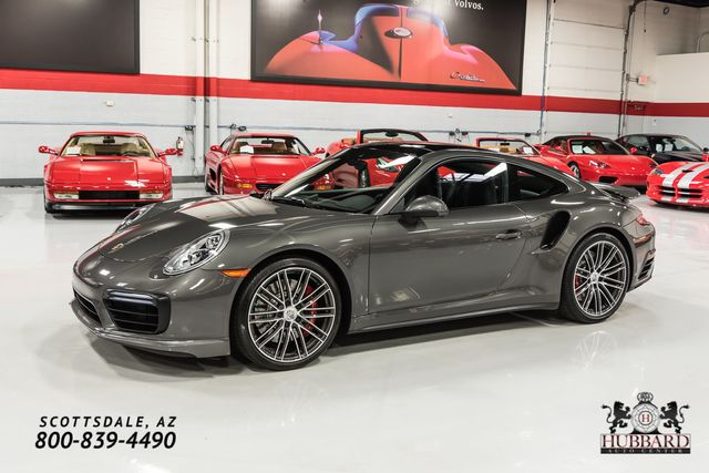 2017 Porsche 911 Turbo Coupe - Click to see full-size photo viewer