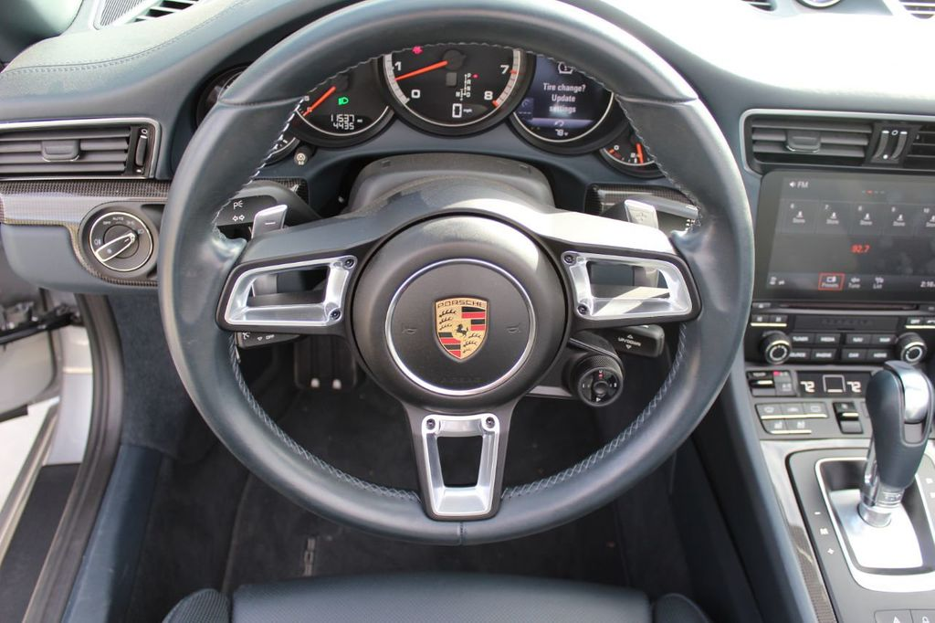 2017 Used Porsche 911 Turbo S Cabriolet At Cnc Motors Inc Serving Upland Ca Iid 19406518