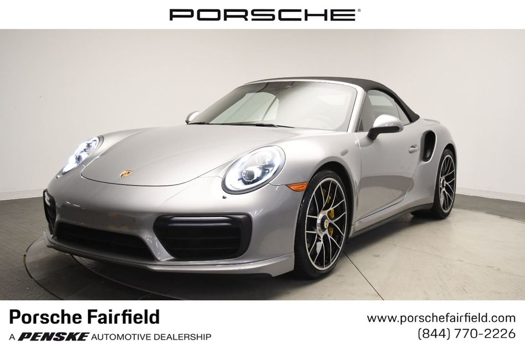 Used Porsche 911 2017 Fairfield Ct