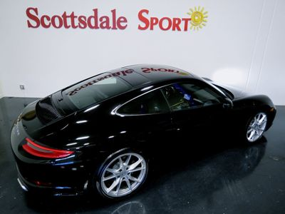 2017 Porsche 911 CARRERA * ONLY 10K Miles...Black/Black - Click to see full-size photo viewer