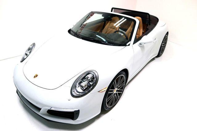 2017 Porsche 911 CARRERA 4S CAB.