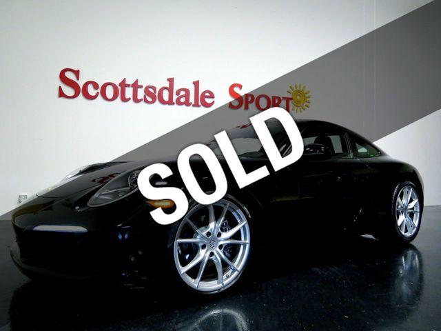 2017 Porsche 911 CARRERA CPE * ONLY 10K Miles...Black/Black
