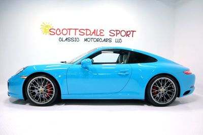 2017 Porsche 911 CARRERA S CPE * ONLY 11K Miles... Custom Build...  - Click to see full-size photo viewer