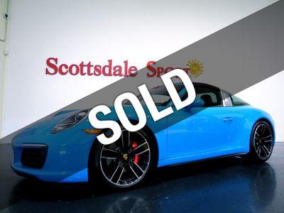 2017 Porsche 911 TARGA 4S * ONLY 15K Miles...Rare Targa 4S