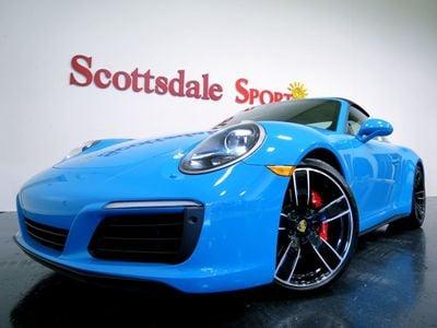 2017 Porsche 911 TARGA 4S * ONLY 15K Miles...Rare Targa 4S - Click to see full-size photo viewer