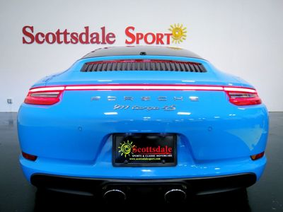 2017 Porsche 911 TARGA 4S * ONLY 8K Miles...Rare Targa 4S - Click to see full-size photo viewer