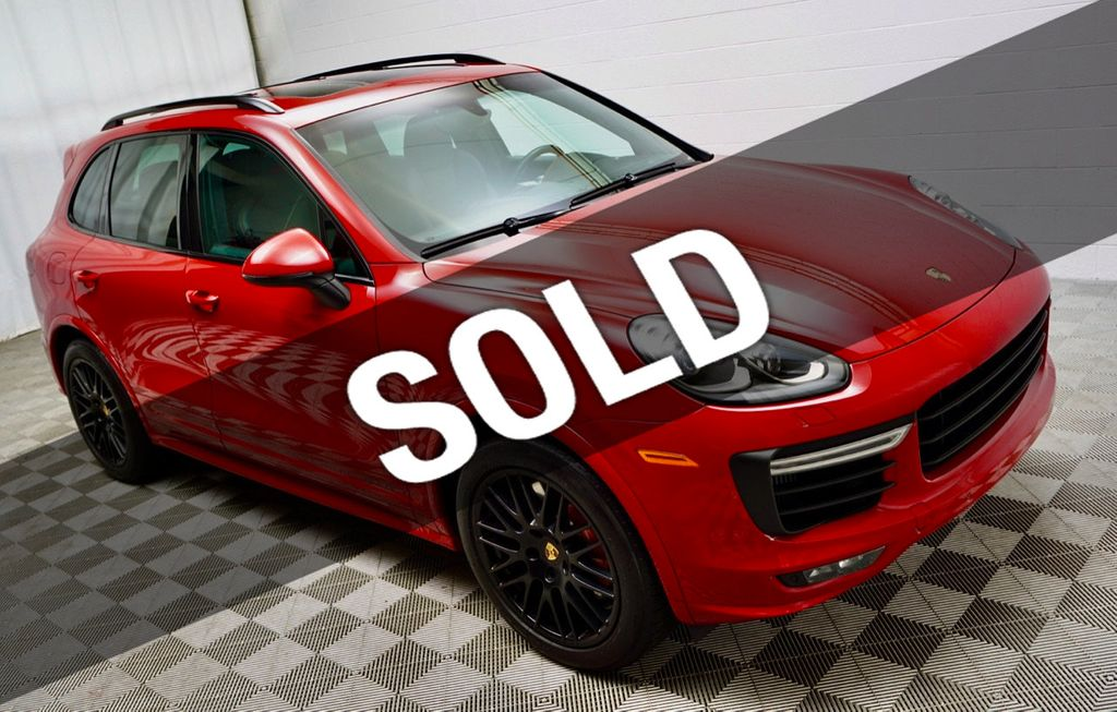 2017 Used Porsche Cayenne Gts Awd Just In Rare Cayenne Gts In Red Will Not Last Hurry At Kip Sheward Motorsports Serving Novi Mi Iid 20458230